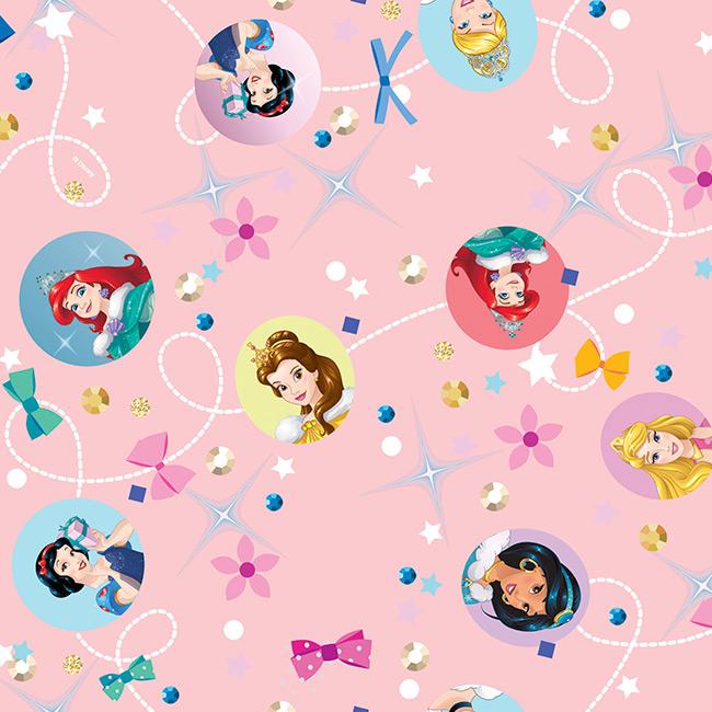 Princesas - Laços Rosa