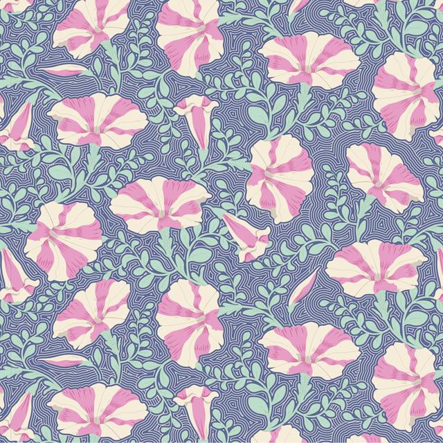 Gardenlife - Striped Petunia Blue