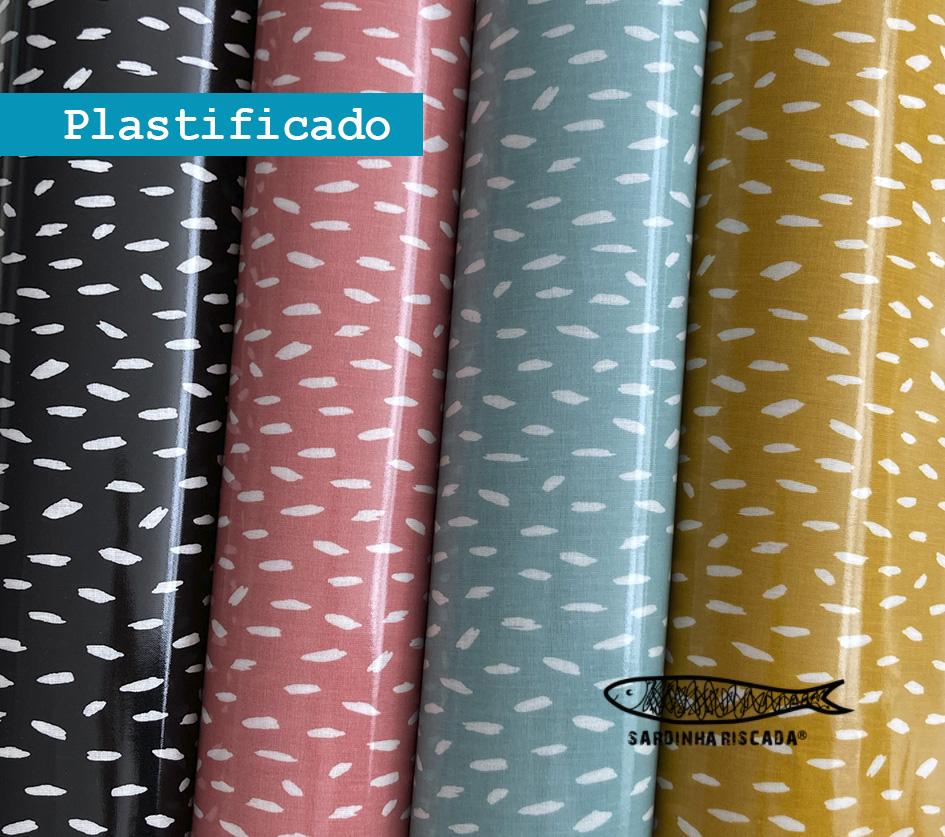 Pingos - Plastificado