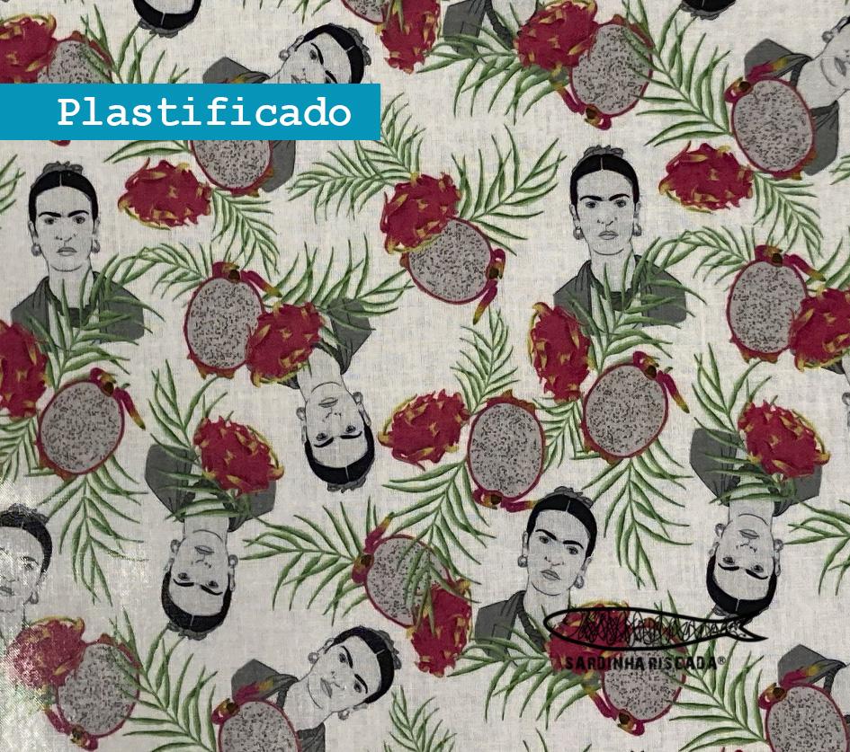 Frida tropical - Plastificado
