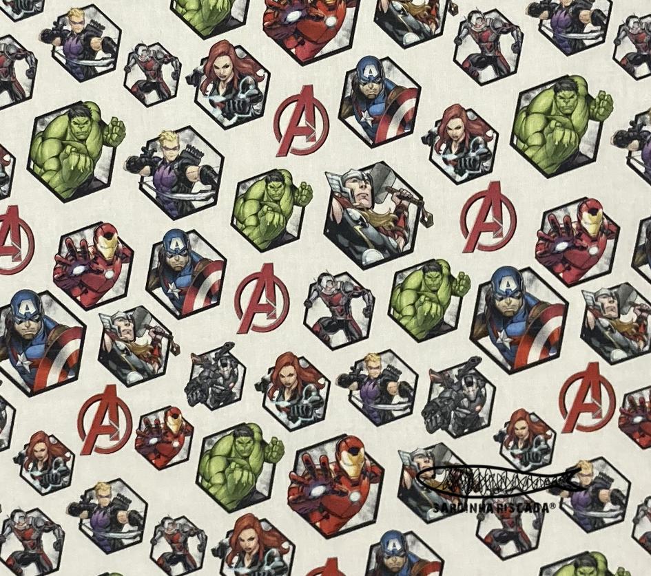 Vingadores  - Personagens