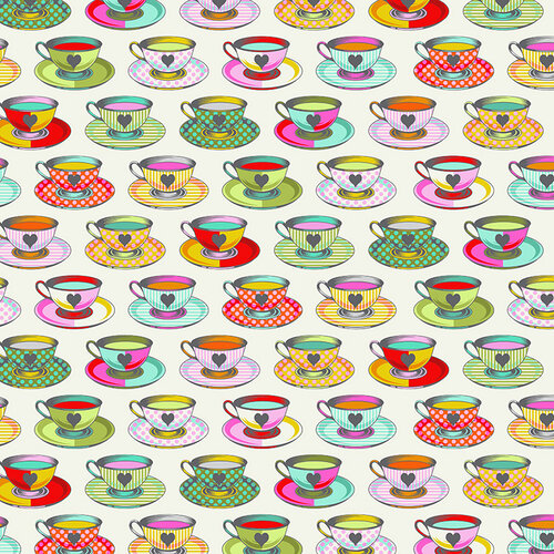 Curiouser and Curiouser -  Tea Time Sugar