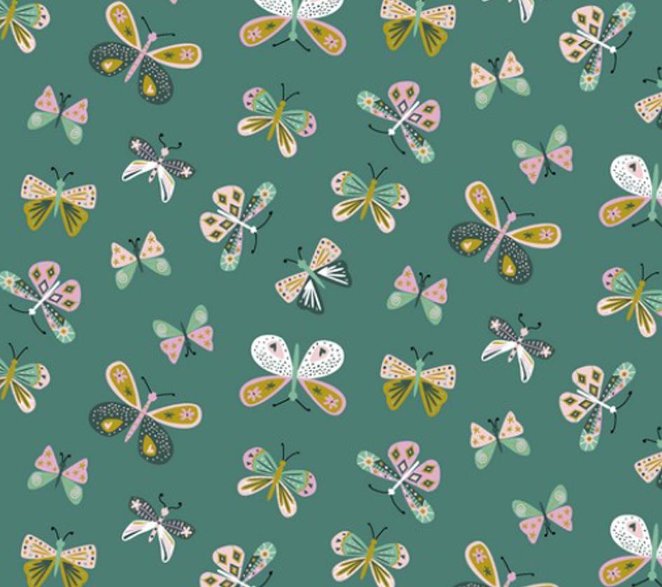 Butterflies - Old Green