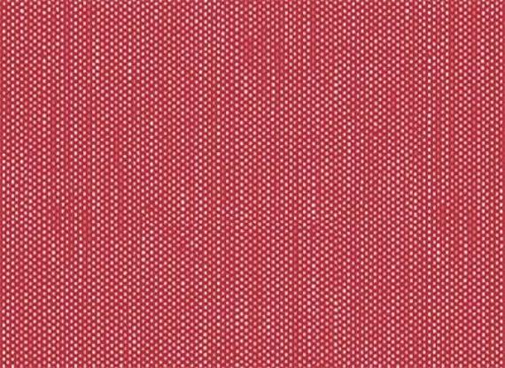 Tilda - Chambray Basics  - Red