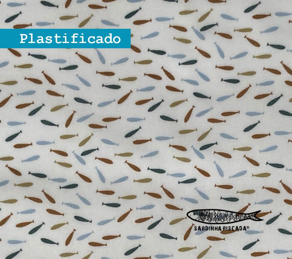 Ocean - Fish  - Plastificado