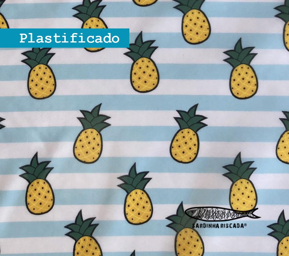 Ananás Riscas - Plastificado