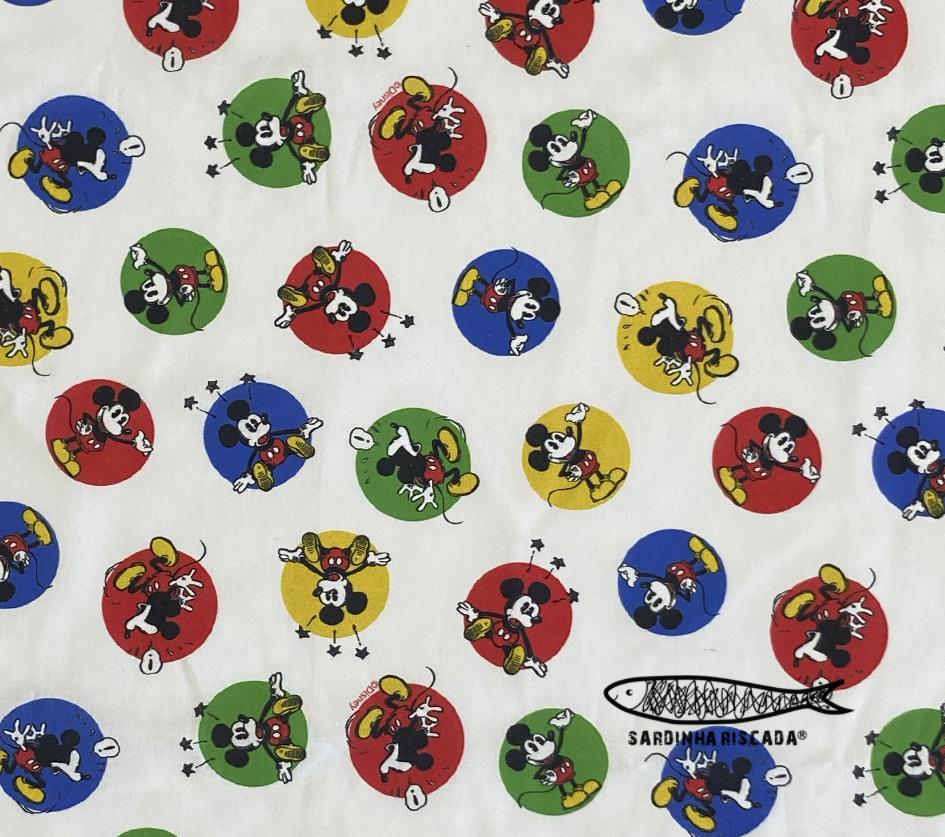 Mickey  Mouse - Circulos