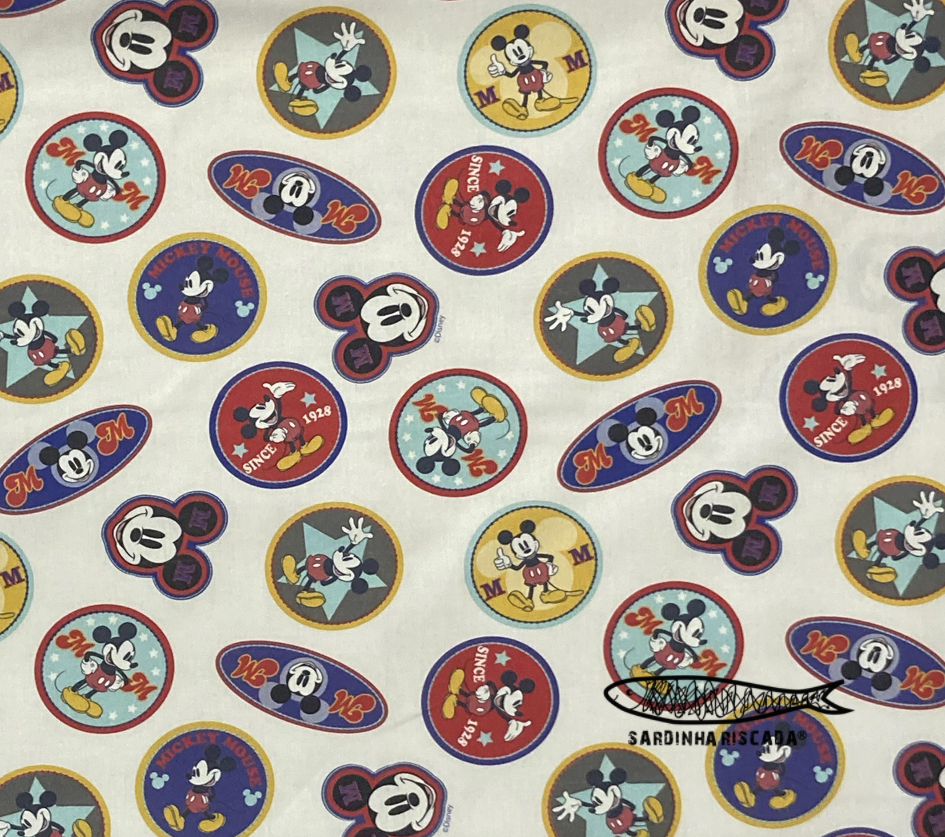 Mickey  Mouse - Stickers