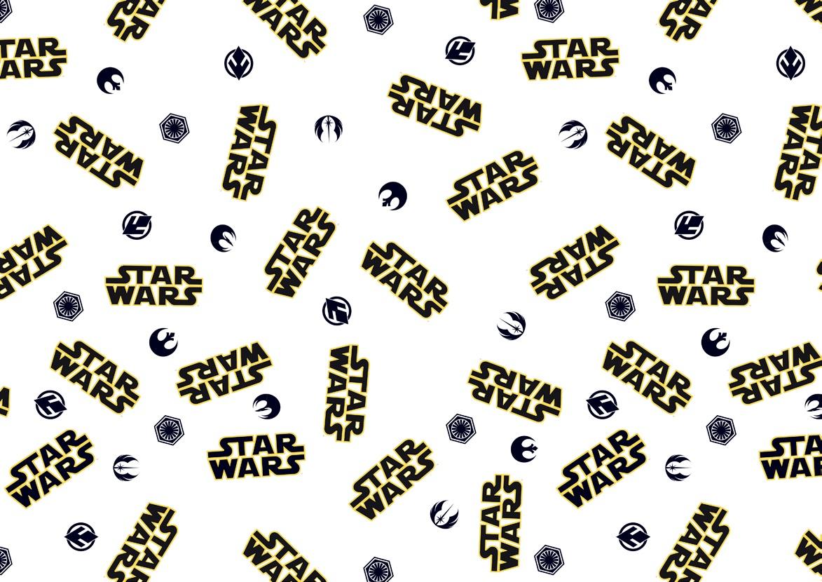 Star Wars  - White