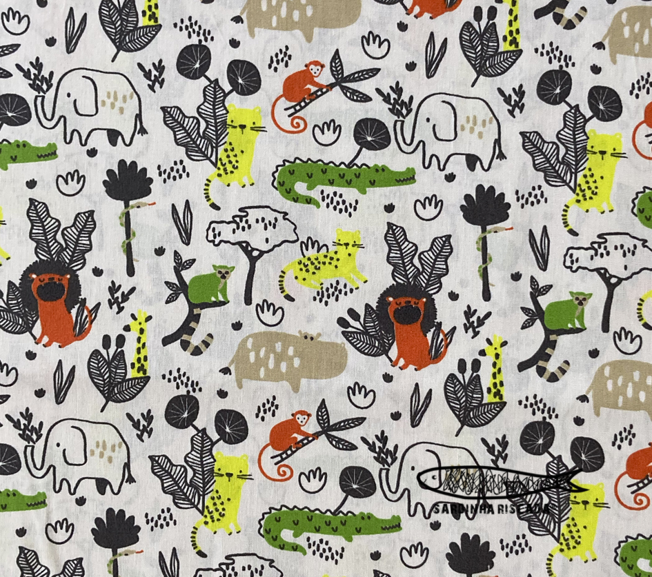 wild Animals - Cream