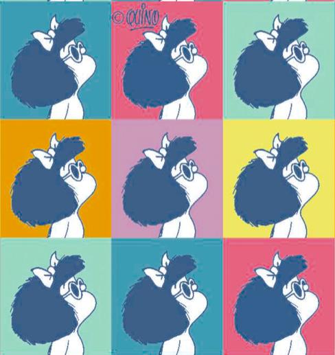 Mafalda - Mafalda Pop