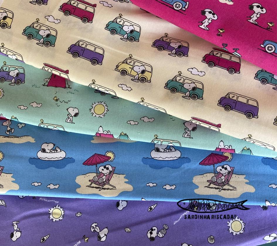 Pré-Cortados - Snoopy