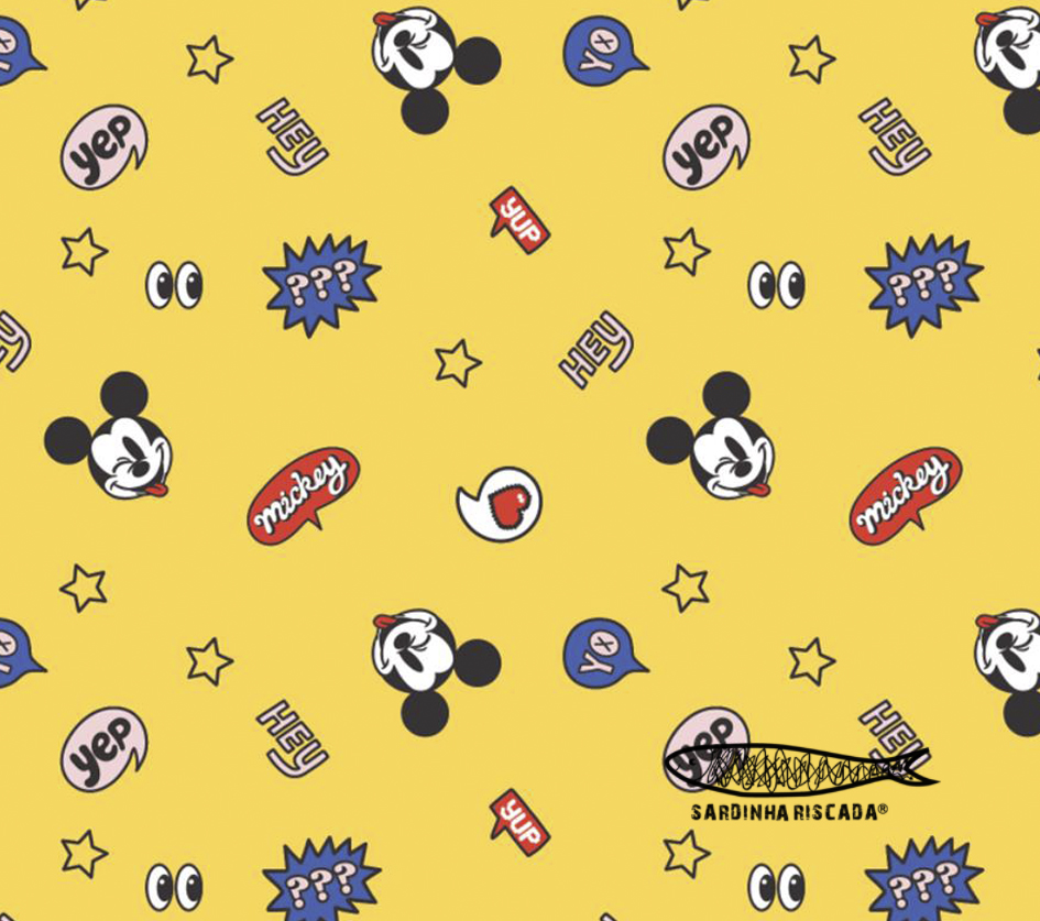 Its A mickey Thing - Amarelo