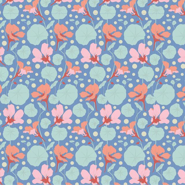 Gardenlife - Nasturtium Blue