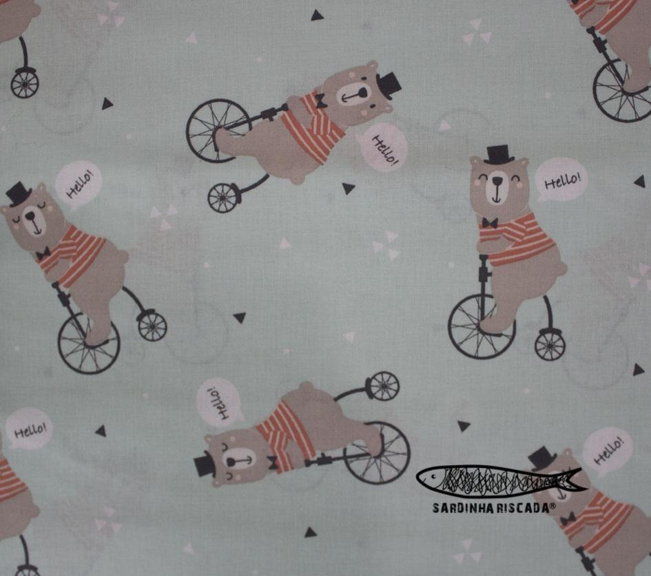 Urso de Bicicleta