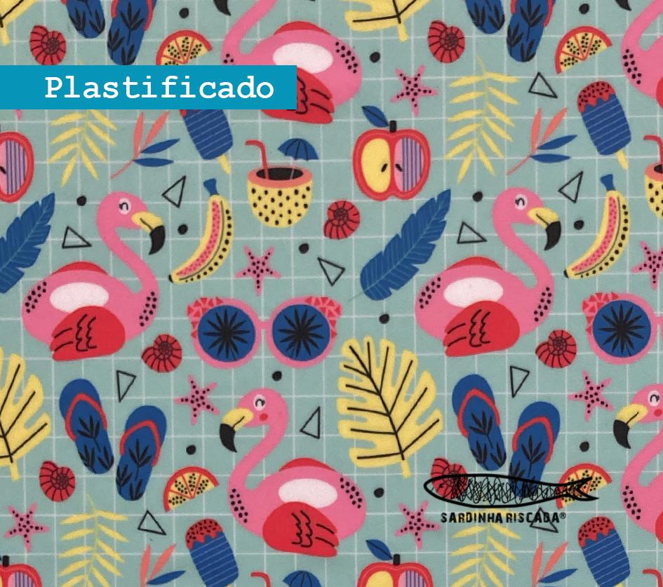 Summer Party - Plastificado