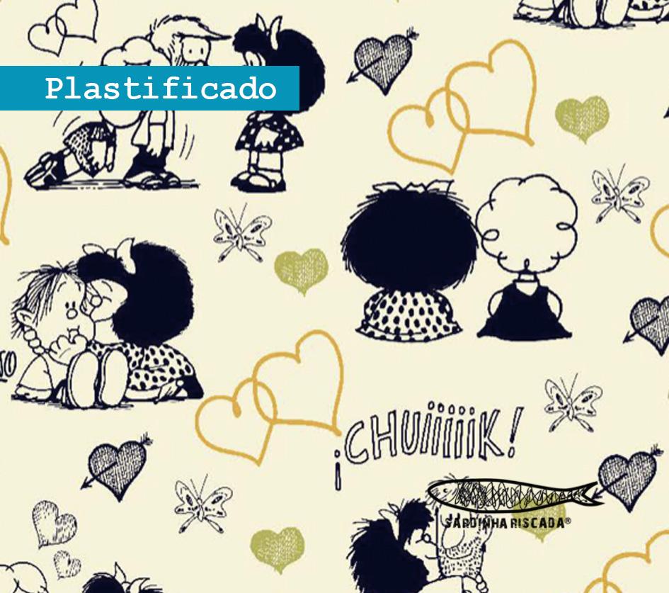 Mafalda - Chuiiik -  - Plastificado