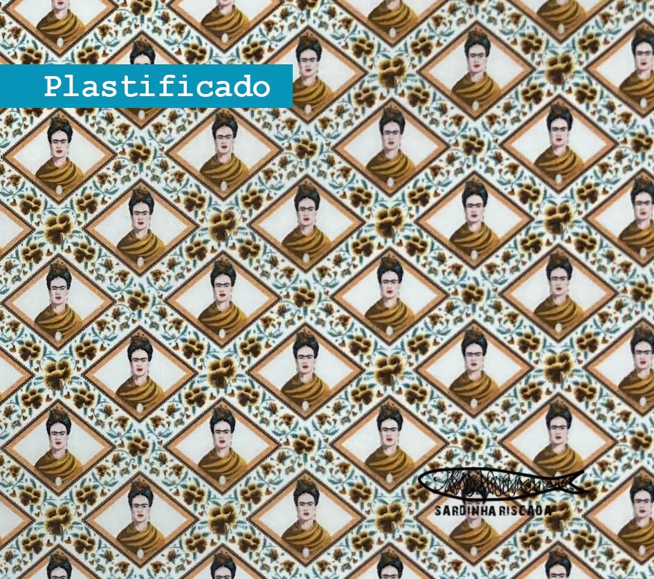 Frida menta - Plastificado