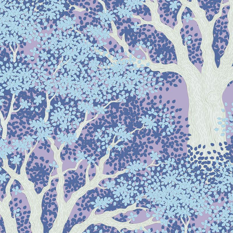 Woodland - Juniper Blue