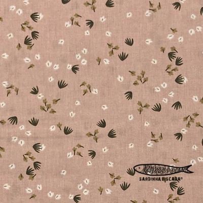 Hosia Pink - Folhas
