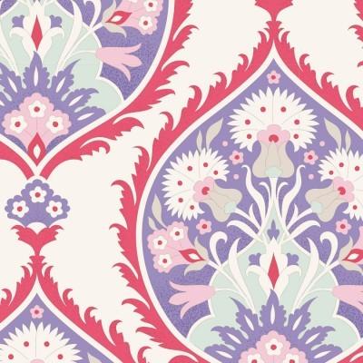 Bon Voyage - Flowerleaf Blue