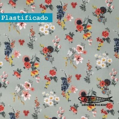 Floral Menta