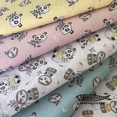 Caras Panda Rosa