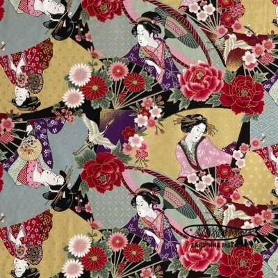 Geisha - black