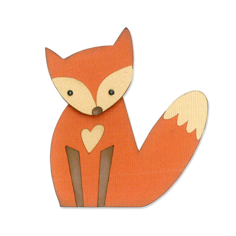Fox by Debi Potter