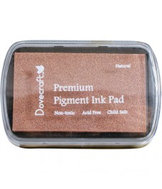 Premium Pigment Ink Pad NATURAL