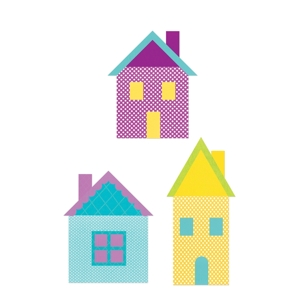 Village Buildings by E.L. Smith  Cortante Bigz XL  Marca: Sizzix