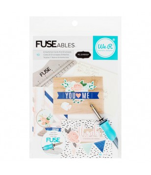 Kits de Cartões Jen Hadfield p/ Fuse (10 unds.)