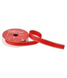 Fita Decorativa Red Grosgrain