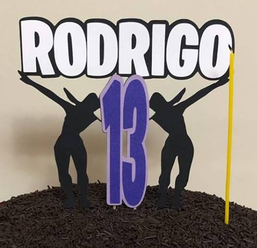 Topper RODRIGO 13