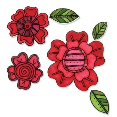 Flowers #5 by Stephanie Ackerman