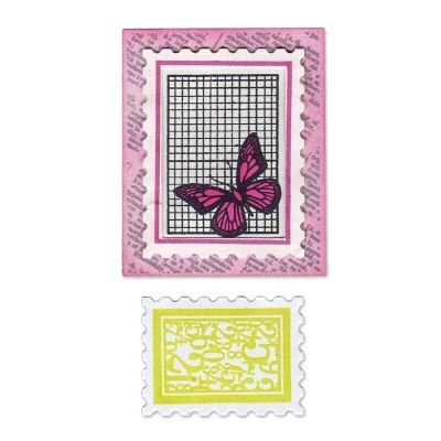 Postage Stamps by Paula Pascual