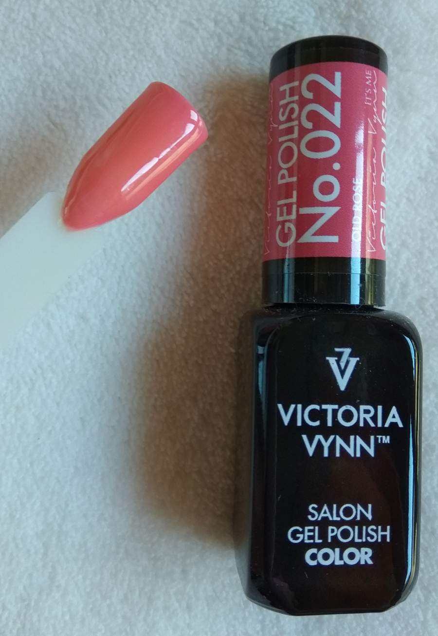 Victoria Vynn Verniz Gel Nº 022 - Old Rose - 8 ml