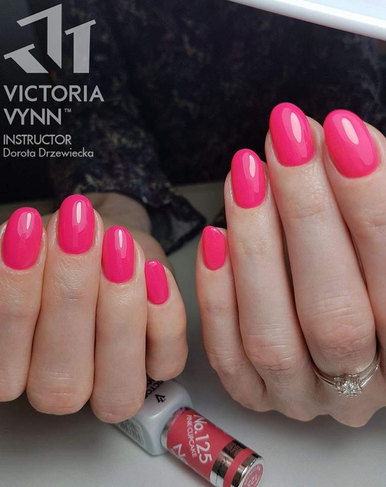 Victoria Vynn Verniz Gel Nº 125 - Pink Cupcake - 8 ml