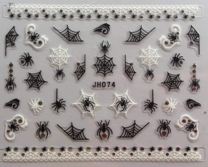 Autocolantes Halloween JH074