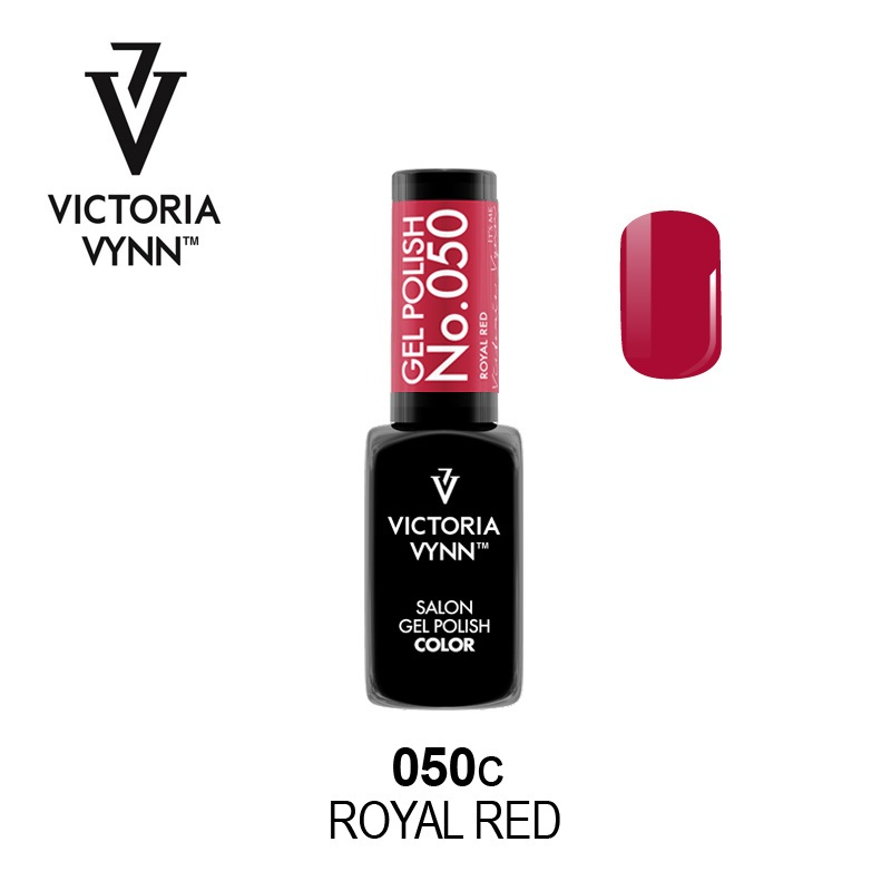 Victoria Vynn Verniz Gel Nº 050 - Royal Red - 8 ml