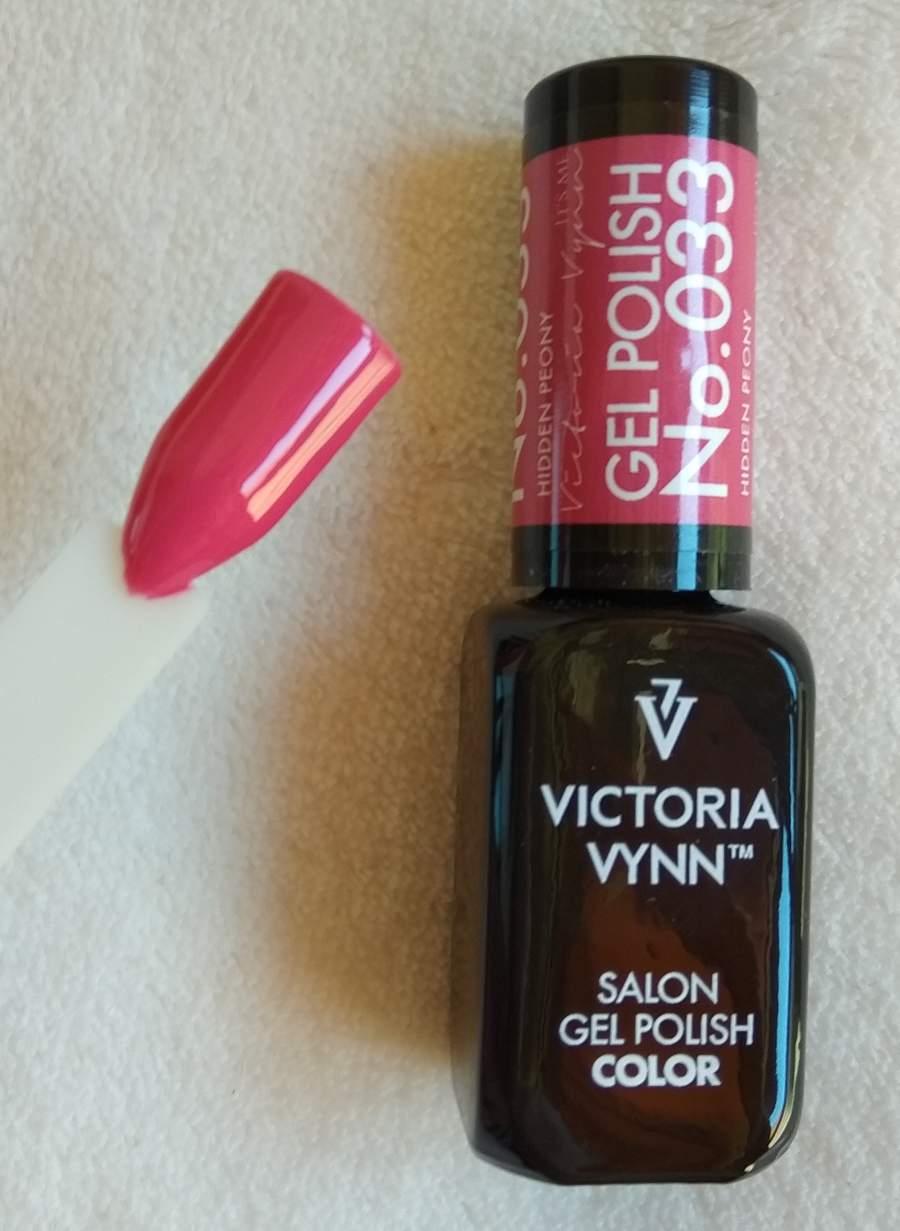 Victoria Vynn Verniz Gel Nº 033 - Hidden Peony - 8 ml