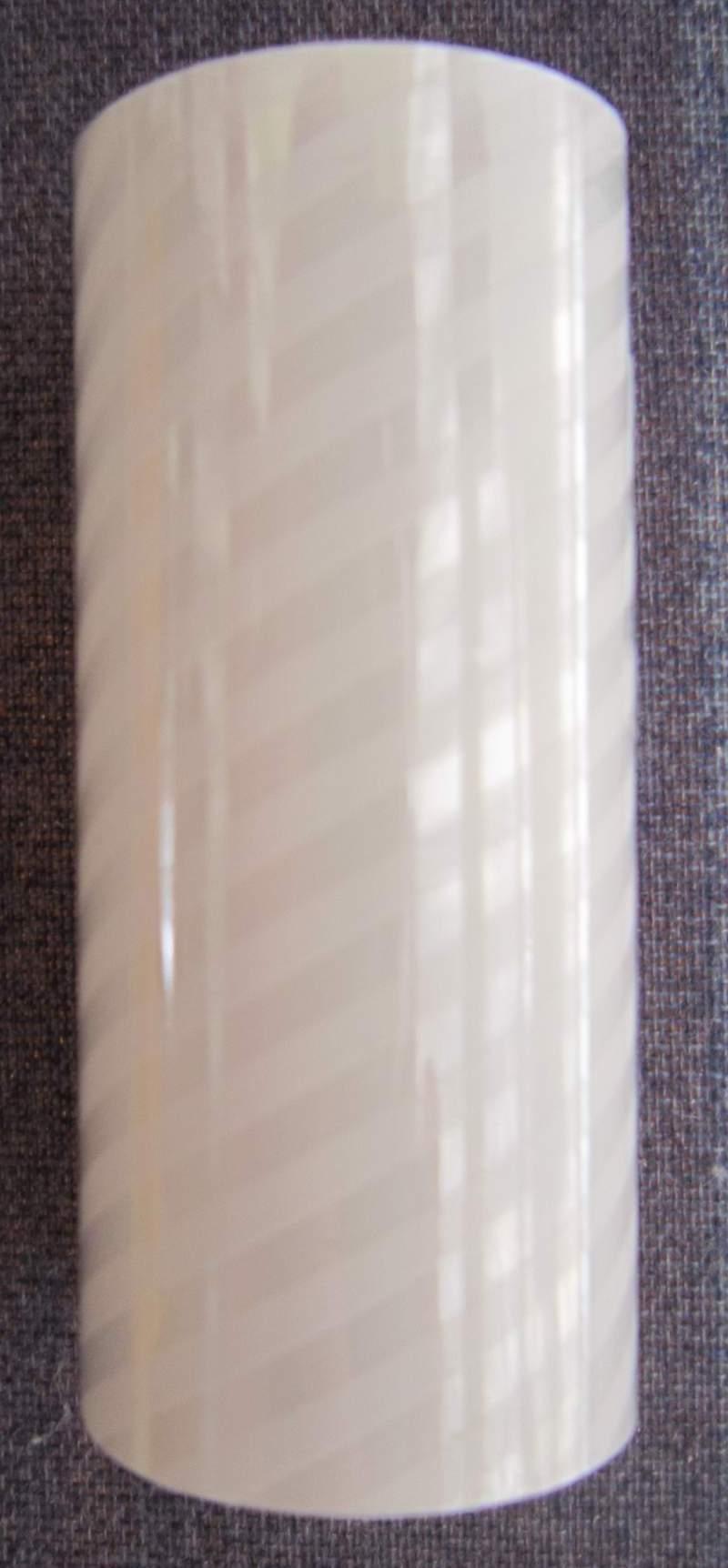 Foil Riscas Brancas