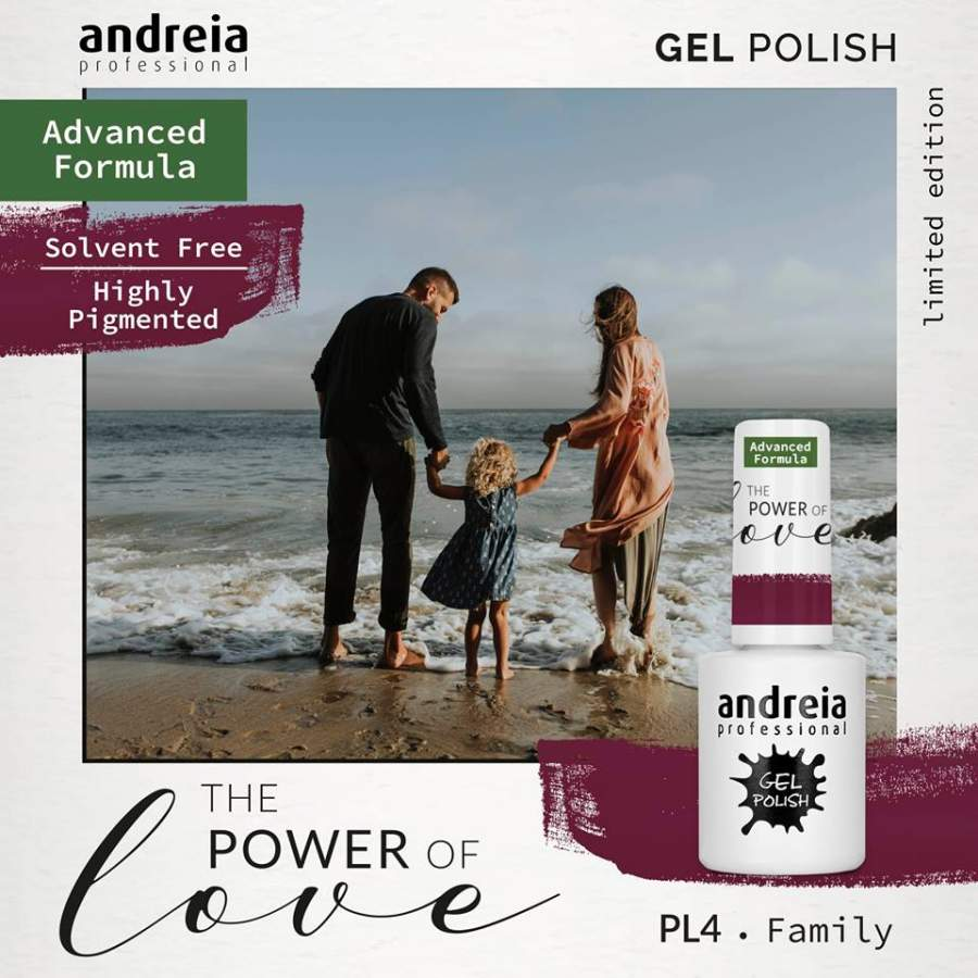 Andreia PL4 - The Power of Love