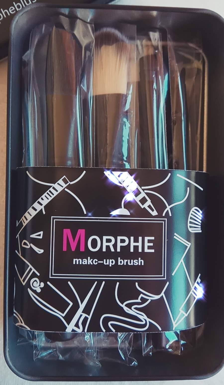 Conjunto de 12 Pincéis Morphe - Maquilhagem
