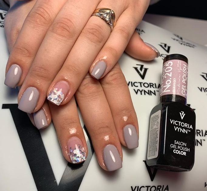 Victoria Vynn Verniz Gel Nº 205 - Stormy Sky - 8 ml