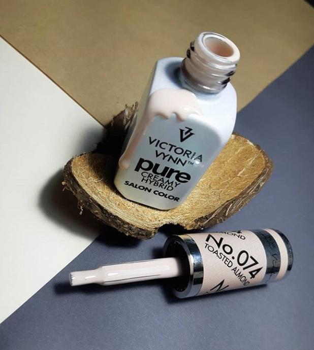 Victoria Vynn Verniz Gel Nº 074 - Toasted Almond - 8 ml
