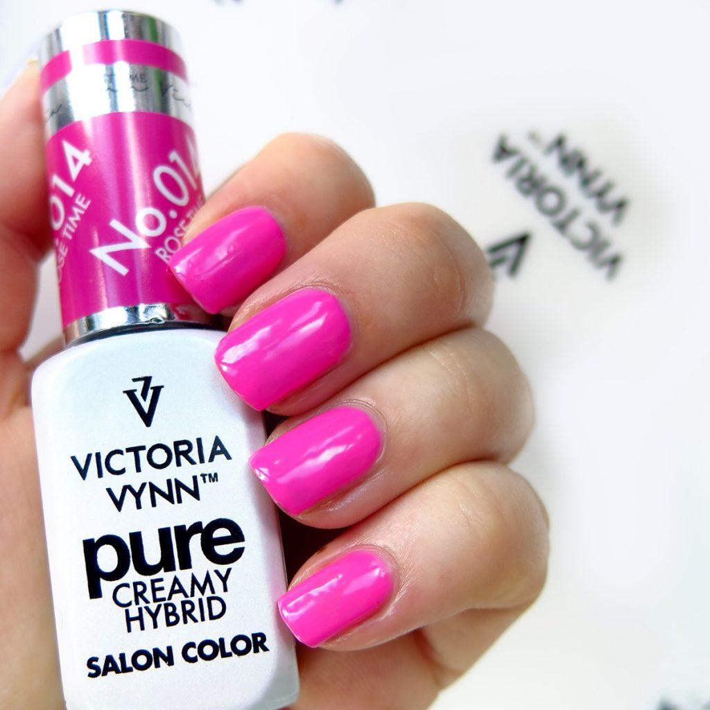 Victoria Vynn Verniz Gel Nº 014 - Rose Time - 8 ml