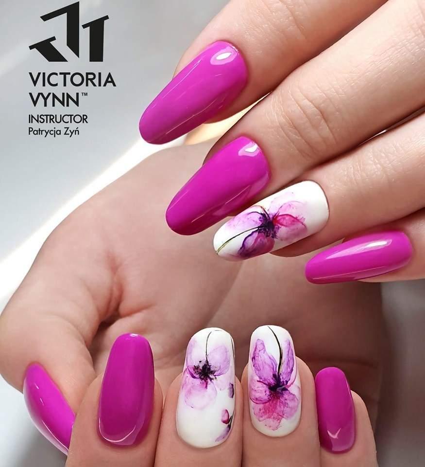 Victoria Vynn Verniz Gel Nº 219 - Orchid Purple - 8 ml