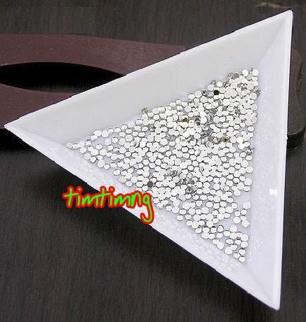 Pratinho Triangular para Brilhantes