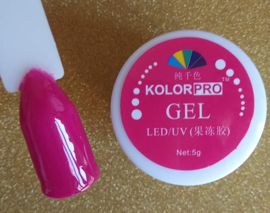 Gel Led Rosa - 5 ml